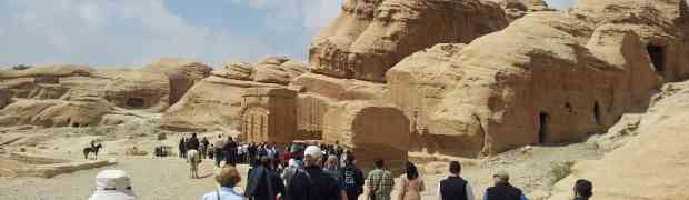 Bezoek aan Petra