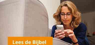 Lees je Bijbel...