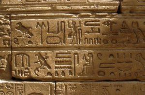 hiëroglyphen
