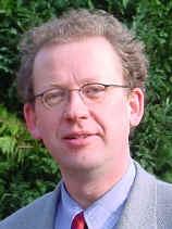 Portretfoto Willem Smouter