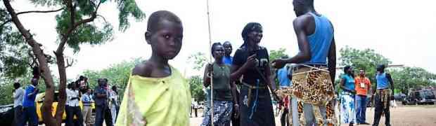 Zuid-Sudan - het jongste land ter wereld