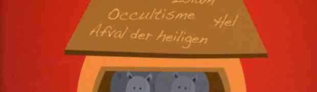 Vijf nijlpaarden in het kippenhok